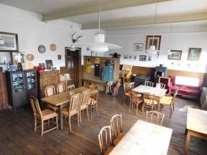 Museums-Cafe vor der Renovierung in 2018